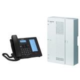 Panasonic Central Kxhts32 + Telefono Operador 4x8 Ampl 8x24