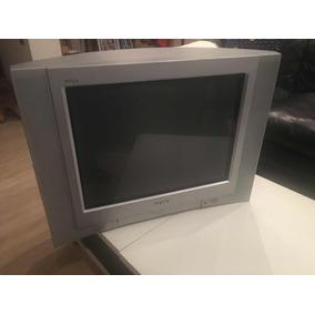 Televisor Sony 21 Con Sistema De Audio