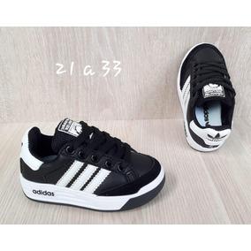 Tenis Adidas Para Ninos Talla 24 - Ropa y Accesorios Negro en ... 2afc84fed439f