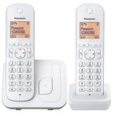 Teléfono Inalámbrico Digital Panasonic Kx-tgc212- Blanco