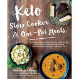 Keto Slow Cooker & One Pot Meals , En Español ( Digital )