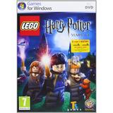 Lego Harry Potter Años 1-4 (pc) (reino Unido)