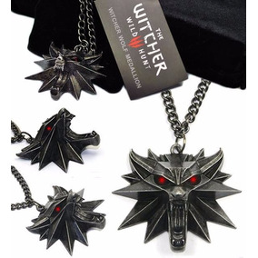Collar The Witcher 3! Made In Polonia! Envío Gratis