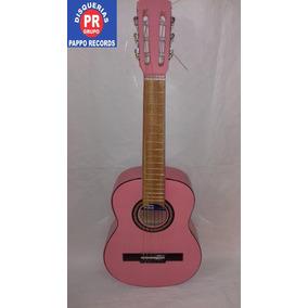 Guitarra Porteña Niño Rosa + Envio Gratis + Funda + 2 Puas