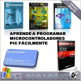 Aprenda A Programar Microcontroladores Pic Facilmente Dsd 0