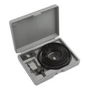 Jogo Serra Copo 5 Tamanhos ( 64 A 102mm ) Madeira Gesso Pvc