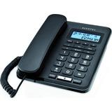 Teléfono Fijo Alámbrico Alcatel T50 Para Mesa Pared Altavoz