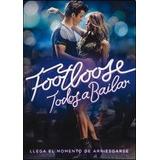 Footloose, Todos A Bailar Del 2012 Dvd - Original