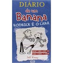 Diario De Um Banana, V.2 + Volume 3 Livro Kinney, Jeff
