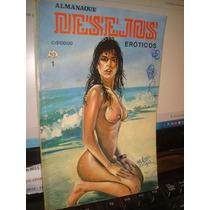 Coleção 50 Revistas Histórias Em Quadrinhos Eróticos Diverso