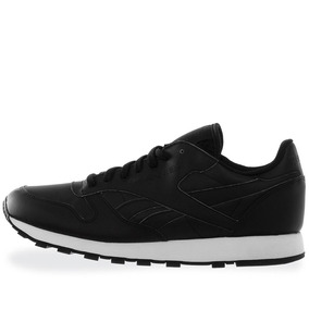 Tenis Reebok Cl Leather Af - Bd4885 - Multicolor - Hombre