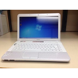 Laptop Sony Vaio Pcg 61a11u Core I3 4gb Ram 500gb 14 Blanca