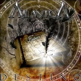Cd Música Rock Destino Atlántica (digital)