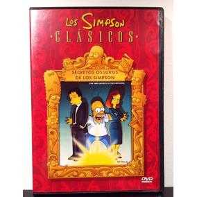 Los Simpson Expedientes Secretos X (nuevo Original) Dvd
