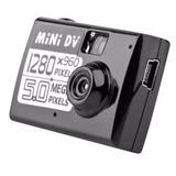 Mini Filmadora Espia Camera Gravador Video Audio Digital