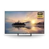 Sony Kd55x720e 55-inch 4k Ultra Hd Smart Led Tv (modelo 2...