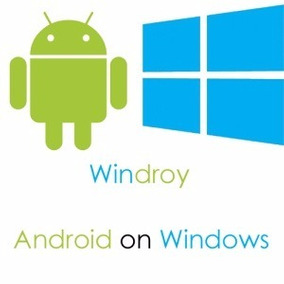 Windroye 2.9.0 (emulador Leve Do Android Para Pc)