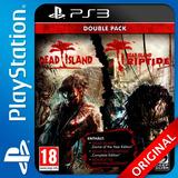 Dead Island Ps3 4 Juegos En 1 Digital Elegi Reputacion