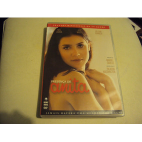 Dvd Presença De Anita Mel Lisboa Jose Mayer Disco.1