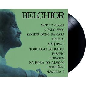 Lp Vinil Belchior 1974 Novo Edição 2018 Lacrado 180g