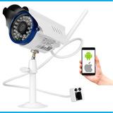 Camara Ip Wifi Exterior Infrarroja 30 Leds Inalambrica