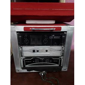 Sonido, Miniteca, American Audio, Bajo, Amplificador,planta
