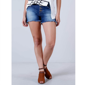 Shorts Jeans Feminino Equus
