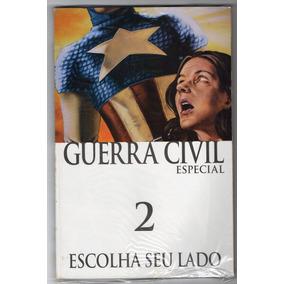 * Marvel - Guerra Civil Especial - Escolha Seu Lado - No. 2
