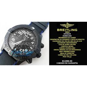 Breitl Ing Avenger Hurricane Cuarzo Cronometro Envío Gratis