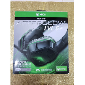 Audifonos Headset Pdp Afterglow Lvl5+ Audifonos Xbox One