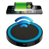 Qi Carregador Sem Fio P Iphone Galaxy Nokia Etc