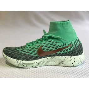 Zapatilla Nike Lunarepic H20 Repel Flyknit Lunarlon