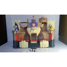 Imaginext Medieval - Castelo Do Leão - Fisher Price @579