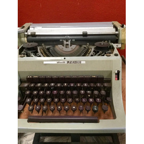 Antigua Maquina De Escribir Olivetti Linea 88