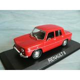 Renault 8 1/43 Super Edición Limitada Ixo