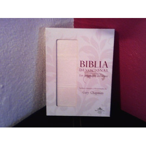 Biblia Boda Lujo Lenguajes Del Amor Color Blanco