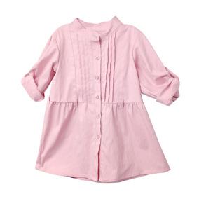 Bluson Rosa Con Textura De Puntos (25883)