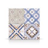 Ceramica Lourdes Calcareo Color 35x35 1ra! Surtido!