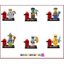 Terraria Minecraft Coleccion X 6 Minifiguras - E-commerce07