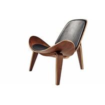 Silla Ocasional Retro, Diseño Hans Wegner By Comfort Sit