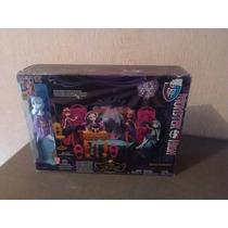 Monster High Spectra Sala De Fiesta 13/deseos