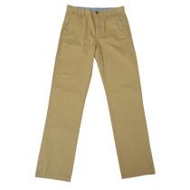 Lacoste Pantalon Jeans Juvenil 12 Años Camel Caqui Urbanos