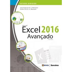 Estudo Dirigido De Microsoft Excel 2016 Avancado
