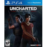 Juego Uncharted The Lost Legacy Para Ps4 Original Sellado