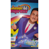 Album Disney Junior Exprés Original Sticker Design