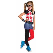 Disfraz Super Hero Girls Original!!! Harley Quinn