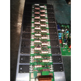Amplificador Time One Rf802 Canal Completo.