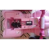 Moto Electrica Barbie Power Wheels