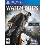 Watch Dogs Ps4 | Digital Español Oferta Juga Con Tu Usuario!