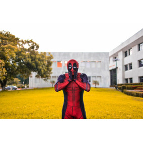 Traje Deadpool Disfraz
